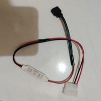 Controller ARGB 3 Pin Led Strip Molex PSU RGB