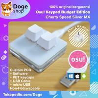 Osu! Nono keyboard budget edition mechanical Red switch hot-swapable