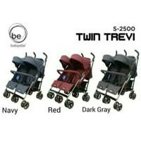 Stroller Babyelle Twin Trevi S 2500 Kereta Dorong Bayi