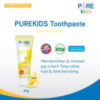 Pure Baby Kids Toothpaste Pasta Gigi Anak 50gr