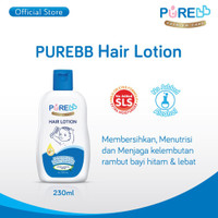 Pure Baby Hair Lotion 230 mL
