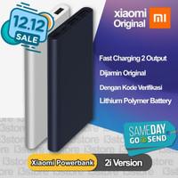 Xiaomi PowerBank MI Pro 2i 10000mAH Power Bank PB 10000 mAH 2 Dual USB