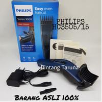 Hair Clipper Philips HC3505 Alat cukur rambut Philips HC3505 HC 3505