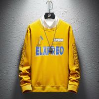 Baju Atasan Elxpreo Pria /Fashion Pria /Pakaian Pria - Kuning