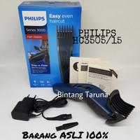 Alat cukur rambut Philips HC3505/15 Hair Clipper Philips series 3000