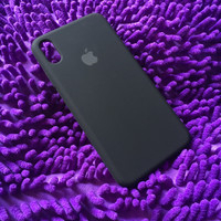 Silicone Case iPhone Xs Max Second