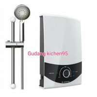 Pemanas Air Listrik Ariston Aures Smart / Water Heater listrik instan