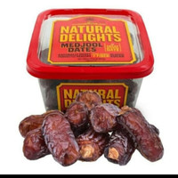 buah kurma medjool dates Palestina Palestine 500 Gram dahnoun enak