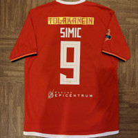 Jersey Persija 2019 home size player issue XL SIMIC original