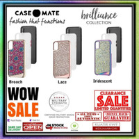 Casemate Brilliance Collection Case iPhone X / XS