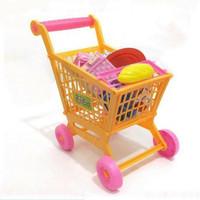 Mainan Anak Trolly Supermarket