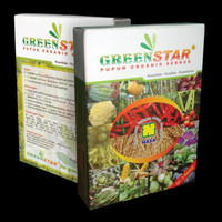 pupuk organik green star.NASA