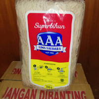 Super Bihun AAA (lima saudara) 450gr