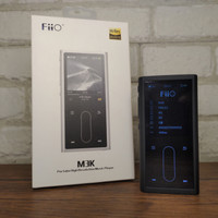 digital audio player dap fiio M3K Silver