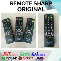 remot TV SHARP LED LCD tabung bisa original