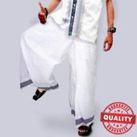 Celana Sarung Dewasa All Size - Putih