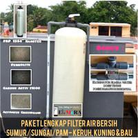 Filter Air Sumur BOR Sungai PAM M12-F+Maks (Free Ongkir Pulau Jawa)