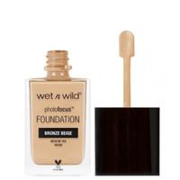 Wet n wild - Photo Focus Matte Foundation - Bronze Beige