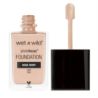 Wet n wild - Photo Focus Matte Foundation - Rose Ivory