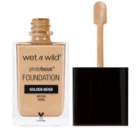 Wet n wild - Photo Focus Matte Foundation - Golden Beige