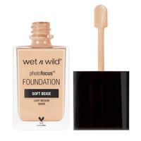 Wet n wild - Photo Focus Matte Foundation - Soft Beige