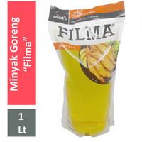 Minyak Goreng Filma 1 liter (kemasan pouch)