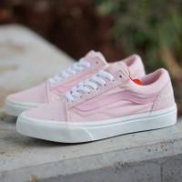 sepatu wanita vans old skool Soft Pink