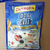 ENERGEN OAT MILK MIX BERRIES SACHET 24 GRAM