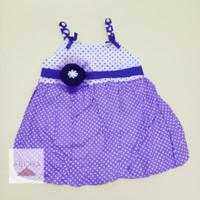 Dress Singlet Katun Bayi Perempuan