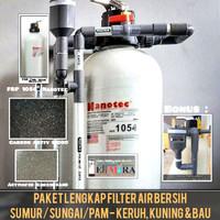 Filter Air Sumur BOR Sungai PAM M12-F (Free Ongkir Pulau Jawa)