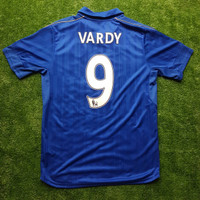 Jersey Leicester City Home 2016/17 9 VARDY Mint Original