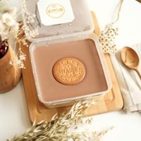 Puding regal cokelat 1000ml dessert box