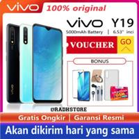 Vivo Y19 Smartphone RAM 6GB&ROM 128GB/5000 mAh Battery/Garansi Resmi