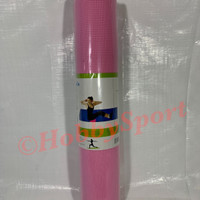 Matras Yoga Pilates 7mm + Tas Anti Licin Slip Mat Tikar Alas Olahraga