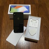 Iphone X 64gb grey second