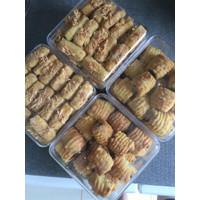Cookies Raya Butter Nastar & Kastangel