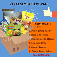 Paket Sembako Termurah dan Terlengkap