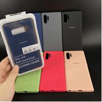 Samsung Note 8 Soft Case Rubber Anti Noda