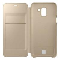 Samsung J6 Original Wallet Case Flip Cover Casing Kesing