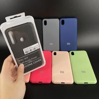 Xiaomi Redmi Note 8 Soft Case Rubber Anti Noda