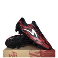 Sepatu Bola Specs Accelerator Illuzion Black Red 100831 ORIGINAL BNIB