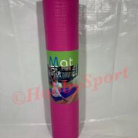 Matras Yoga Pilates 8mm + Tas Anti Licin Slip Mat Tikar Alas Olahraga