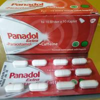 Panadol extra untuk sakit kepala