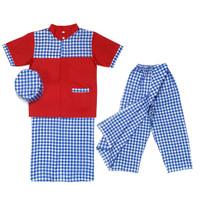 Baju Koko Anak laki Laki SarKoCi ABG (Sarung Koko Peci ) 10 - 15 Tahun