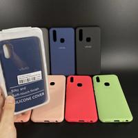 Vivo V11 Pro Soft Case Rubber Anti Noda
