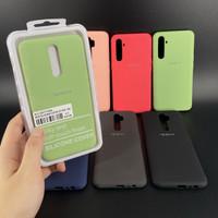 Oppo F11 Soft Case Rubber Anti Noda