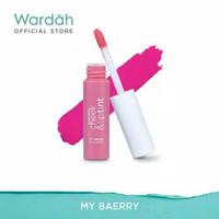 Wardah Everyday Cheek & Lip Tint 02 My Baerry