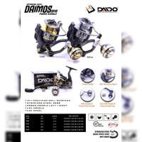 Reel Power Handle Daido Daimos 1000 spinning
