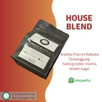 House Blend Rumah Kopi Temanggung roasted bean 100gram