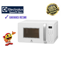 MICROWAVE OVEN ELECTROLUX EMM20M38GW 20L FREE STANDING - WHITE